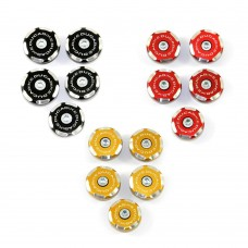Ducabike Contrast Cut Frame Plug Kit for the Ducati 748/916/996/998