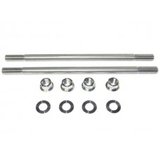 TPO Titanium Engine Mount Studs for Ducati's with 10mm Studs