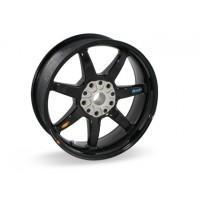 BST Panther TEK 7 Spoke Carbon Fiber Rear Wheel for the Honda VFR1200F (2010+) & Ariel Ace - 6.0 x 17