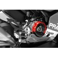 CNC Racing Clear Wet Clutch Cover for the Ducati Panigale 1299/1199/959  Superleggera (and 899 too with modification)