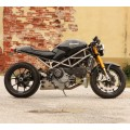 QD Exhaust EX-BOX Complete System - DUCATI MONSTER S2R 1000 (2005-07)