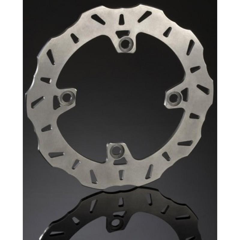 ABM Peak Evo Rear Brake Rotor For The Honda CBR 600 F4 99 00