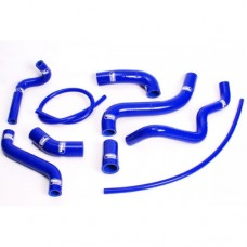 SamcoSport 10 Piece Silicone Coolant Hose Set For Aprilia RSV 1000 Millie (1998-03)