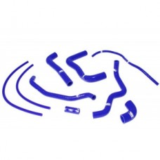 SamcoSport 10 Piece Silicone Coolant Hose Set For Aprilia RSV 1000 R (2004-08) & RSV 1000 Tuono (2006-10)
