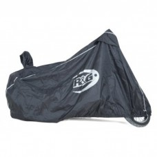 R&G Racing Waterproof Motorcycle Cover for Cruising & Touring Bikes