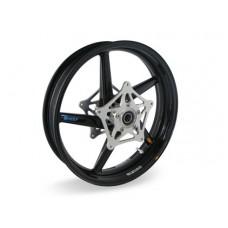 BST Black Diamond 5 Spoke Carbon Fiber Front Wheel for the BMW S1000RR &S 1000R 3.5 x 17