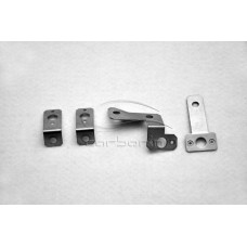 CARBONIN Stainless steel Fairing Brackets FOR BMW S1000RR (2012-14)