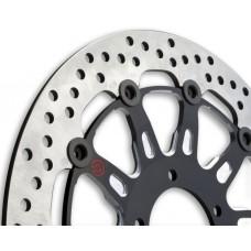 Brembo 320mm The Groove Rotor Kit for Ducati Scrambler