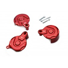 CNC Racing Timing Belt Covers for Ducati Scrambler  Hypermotard 796  and Monster 1100Evo/796/696