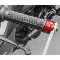 CNC Racing Bar Ends for 2015+ Multistrada 1260 / 1200 / 950
