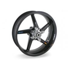 BST Diamond TEK 5 Spoke Carbon Fiber Rear Wheel for the Honda CR450F (2009-2012) - 5.0 x 17