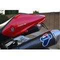 Motobox SLIMLINE Integrated Taillight Kit for the Ducati Monster 1100/796/696