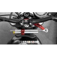 CNC Racing Steering Damper Mount kit for Ducati Scrambler