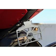 Motobox Under Seat License Plate Relocation Fender Eliminator Kit for Ducati Panigale  899/959/1199/1299