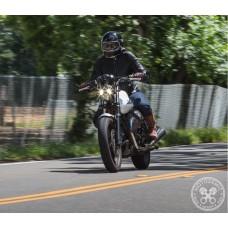 Motodemic LED Headlight Conversion Kit for the Moto Guzzi V7  Bellagio 940 and Griso 8V
