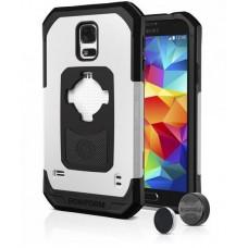RokForm v3 Fuzion Pro Aluminum Phone Case for Galaxy 5