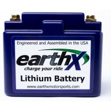 EarthX ETZ5G Lightweight Lithium Battery for Electric start KTM SX-F  Freeride 250R  and Husqvarna TE/TC