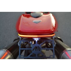 Motobox SLIMLINE Integrated Taillight Kit for the Ducati Monster 1100/796/696