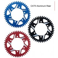 Vortex Aluminum Dual Sided Swing Arm (DSSA) Rear Sprockets For Road Bikes (OE and Aftermarket Wheels)