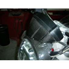 Carbon4us Carbon Fiber Instrument cover for Ducati Monster 696 / 796 / 1100