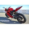 Motobox 'NOT THERE' SLIMLINE Fender Eliminator Kit + Turn signals for the Ducati Panigale 899/959/1199/1299