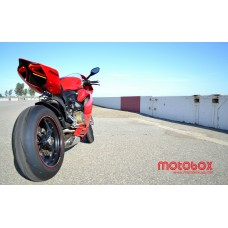 Motobox 'NOT THERE' SLIMLINE Fender Eliminator Kit + Turn signals for the Ducati Panigale 899/959/1199/1299