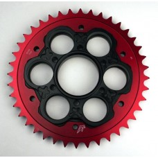 DRIVEN RACING -  DUCATI ALUMINIUM 6 HOLE QUICK CHANGE SPROCKET CARRIER FOR PANIGALE & MONSTER 1200
