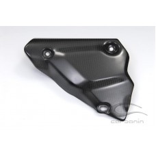 CARBONIN CARBON FIBER EXHAUST PROTECTOR FOR DUCATI 848 / 1098 & 1198
