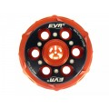 EVR Anti-Clank Vented Clutch Pressure Plate For the Ducati OE Dry Clutch