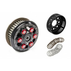 CNC Racing PRAMAC RACING LE Master Tech Slipper Clutch For Ducati's with a Dry Clutch - Organic Plates - Discontinued
