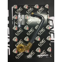 CNC Racing Brake Lever Guard- Old Style - Clearance
