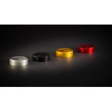 AEM FACTORY - 60MM BILLET REMOTE RESERVOIR CAP (Front and Rear Brake)