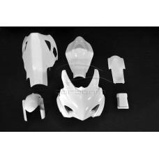 CARBONIN AVIO FIBER RACE BODYWORK FOR SUZUKI GSX-R1000 (2007-08)
