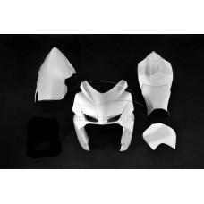 CARBONIN AVIO FIBER RACE BODYWORK FOR SUZUKI GSX-R600 / 750 (2008-10)