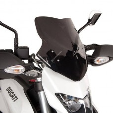 Barracuda Windshield Aerosport for the Ducati Hyperstrada Hypermotard 821