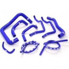 SamcoSport 10 Piece Silicone Coolant Hose Set For Honda CBR929RR Fireblade SC44 RRY (2000-01)