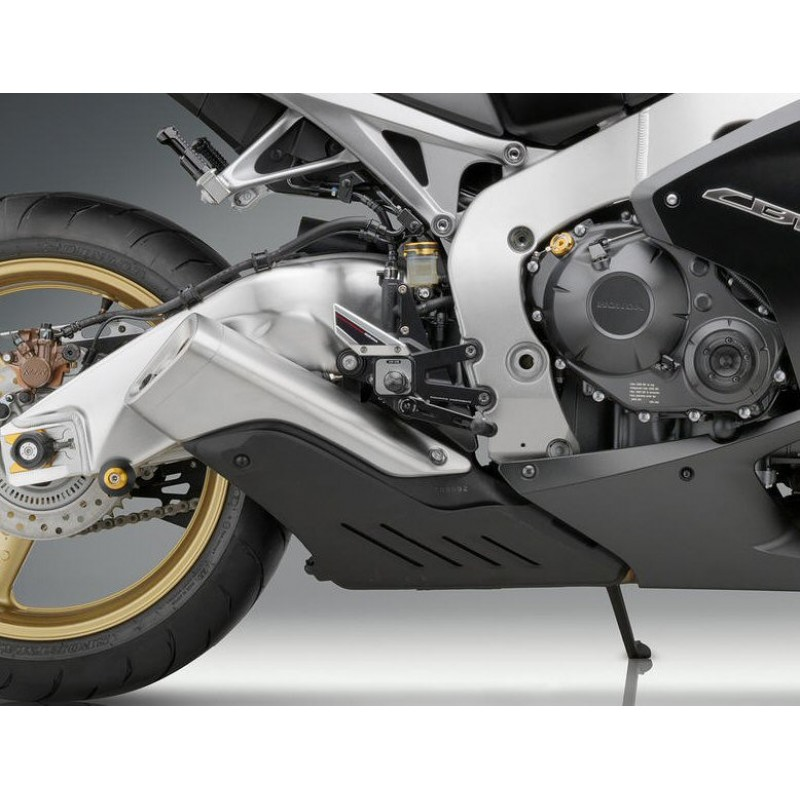Rizoma Rear Sets Control Kit Evo For The Honda Cb1000rr