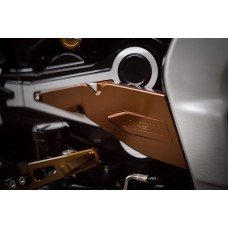 AEM Factory - Billet Horizontal Belt Air Intake Cover for the XDiavel