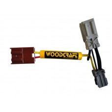 WOODCRAFT Honda CBR600RR (07+) Keyswitch Elimination Harness Assembly(NON ABS MODELS ONLY)
