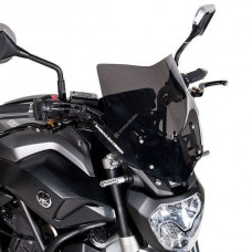 Barracuda Windshield Aerosport for the Yamaha MT-07 (2014-2017)