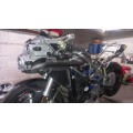 EVR Carbon Fiber Airbox and Ducts for the Ducati 749/999