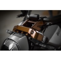 AEM Factory - Billet Triple Clamp kit for the Ducati XDiavel with Riser and Handlebar Clamp
