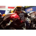 Motobox Dual Row Slimline LED Integrated Taillight for the Ducati Monster (02-07)