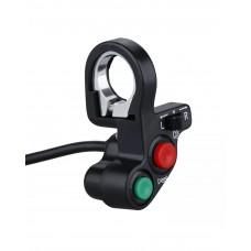 Motobox Street Race Hand Switch Module (Turn  Lights  Horn)