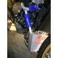 Galletto Radiatori (H2O Performance) Additional Radiator kit For Honda CBR1000RR (2008-13)
