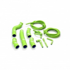 SamcoSport 11 Piece Full Silicone Coolant Hose Set For Kawasaki ZX900 (1993+)