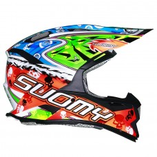 Suomy Alpha MX Helmet WARRIOR
