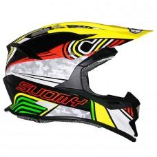 Suomy Alpha MX Helmet PIXEL (Special Order)