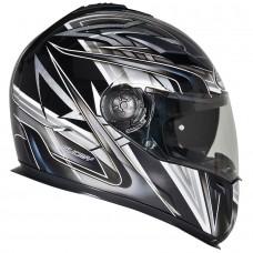 Suomy Halo Helmet BLACK ZENITH