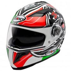 Suomy Halo Helmet BIAGGI REPLICA